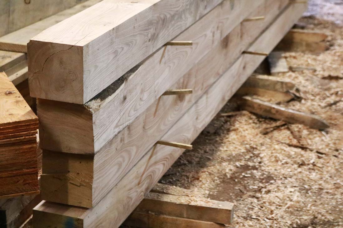Landscaping Timber