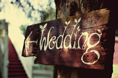 Wedding Wood Dorset